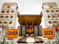 Oversized Machinery Transport